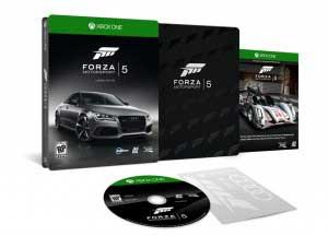 Edición Limitada de Forza Motorsport 5