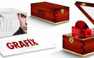 Dexter Edición Coleccionista Temporadas Completas