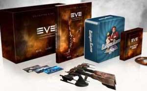 EVE online Edición Coleccionista 10 Aniversario