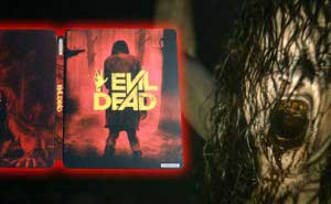 Unboxing Evil Dead Posesión Infernal Steelbook Blu-ray
