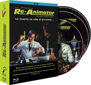 Edición Coleccionista de Re-Animator