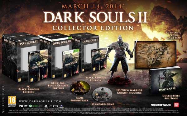 Dark Souls II Edición Coleccionista