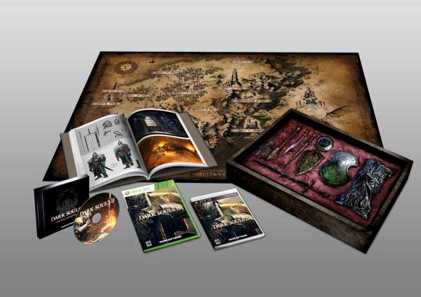 Dark Souls II Edición Coleccionista Japón