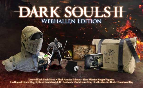 Dark Souls II Webhallen Limited Edition