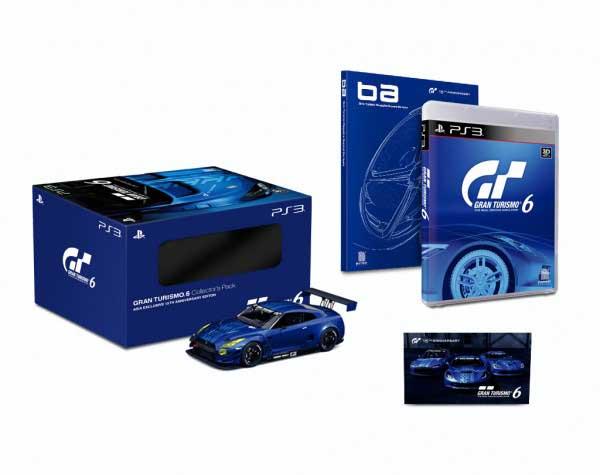 Gran Turismo 6 Edición Coleccionista