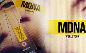 Madonna - MDNA World Tour Deluxe Edition