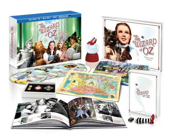 Edición Coleccionista Limitada 75 aniversario de El Mago de Oz