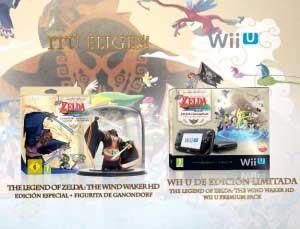 The Legend of Zelda - Wind Waker HD Edición Especial