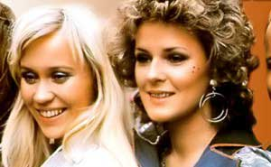 Grupo cuarteto ABBA