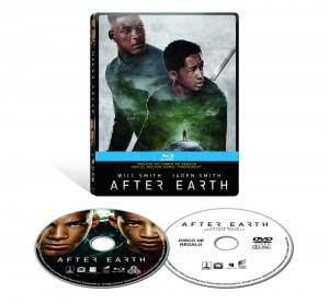 After Earth Steelbook