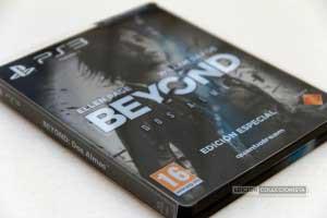 Beyond Two Souls Edición Metálica Limitada