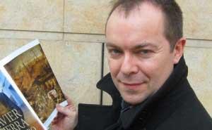 Javier Sierra y su libro El maestro del Prado