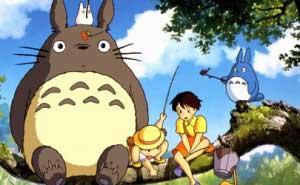 Largometraje de Mi vecino Totoro