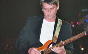 Mike Oldfield en concierto