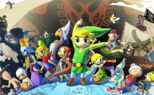 The Legend of Zelda - Wind Waker HD