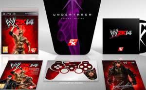 WWE 2K14 Edicion Coleccionista