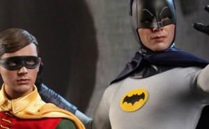 Batman y Robin de Hot Toys