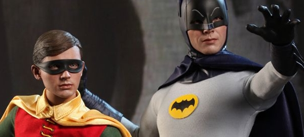 Batman y Robin de Hot Toys