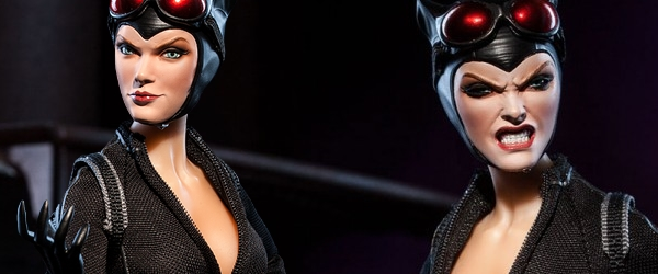 Catwoman de Sideshow Collectibles