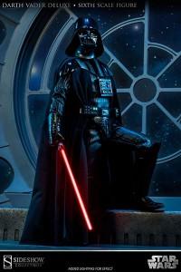 Figura Darth Vader de Sideshow