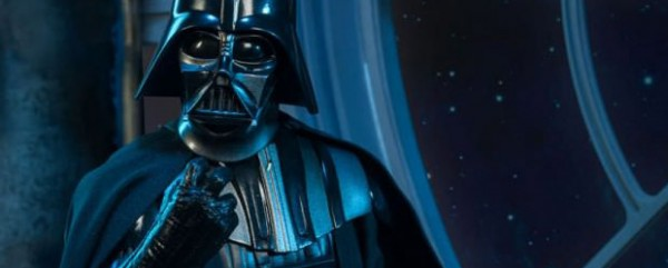 Figura Darth Vader Deluxe de Sideshow