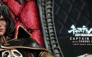 Figura Captain Harlock