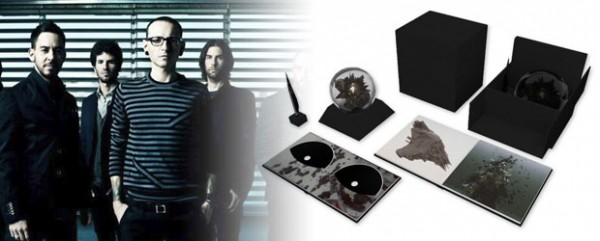 Edición Coleccionista de Linkin Park – Box Set: Living Things + Recharged