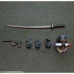 Figura de MGS 2 Sons of Liberty: Raiden de Play Arts