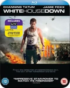 Asalto al poder Steelbook Blu-ray