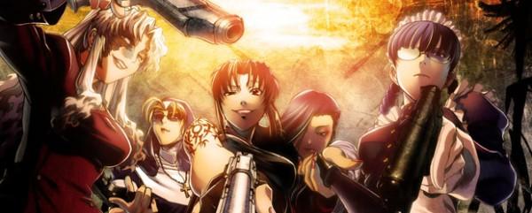 Anime de Black Lagoon: Roberta´s Blood Trail