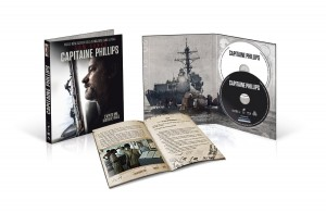 Capitan Phillips Digibook Blu-ray