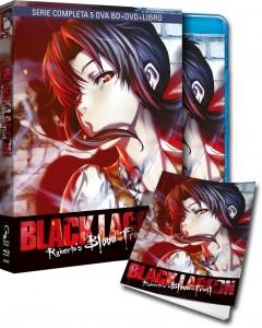 Edición Coleccionista de Black Lagoon: Roberta´s Blood Trail