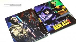 Kick Ass 2 Steelbook Blu-ray