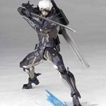 Figura de MGS RR de Raiden por Kaiyodo