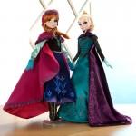 Elsa y Anna de Frozen Edición Limitada