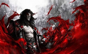Alucard de Castlevania: Lords of Shadow 2