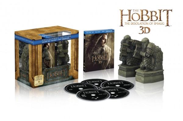 El Hobbit: La desolación de Smaug Edición Coleccionista