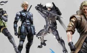 Figuras Metal Gear Solid