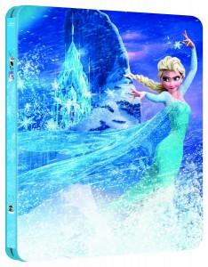Frozen Edición Metálica Blu-ray