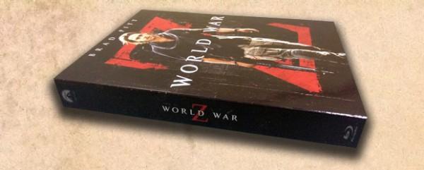 Guerra Mundial Z Digipack