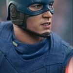 Figura Capitán América de Hot Toys