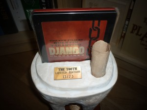 Django Unchained - The Tooth Fan Edition by sete54