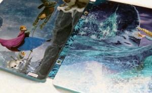 Frozen Steelbook Edición Coleccionista