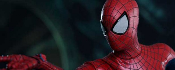 The Amazing Spider-man 2 Figura 1/6 Hot Toys