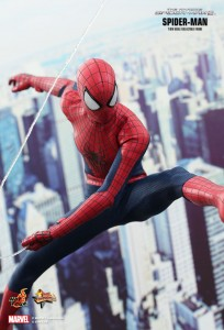 The Amazing Spider-man 2 Figura Hot Toys