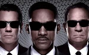 Men in Black, con Will Smith a la cabeza