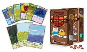 Hora de Aventuras - Card Wars
