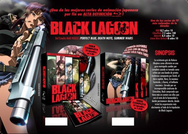 Edición Integral de Black Lagoon