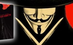 Edición metálica de V de Vendetta