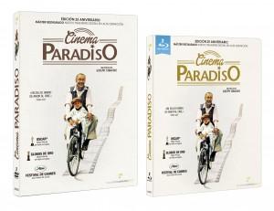 Cinema Paradiso 25 Aniversario